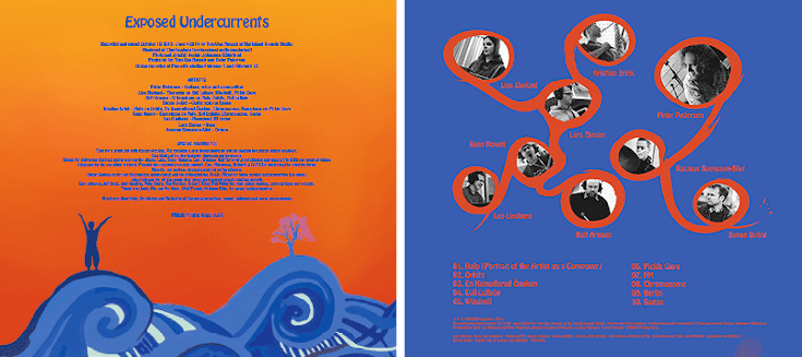 Exposed inner sleeve and back